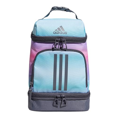 adidas Excel 2 Insulated Lunch Bag, Gradient Rose Tone Pink/Onix...