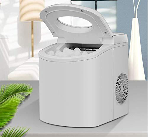 Máquina de Hielo automática, Bala eléctrica Bloque Redondo Cubo de Hielo Máquina de fabricación 15kg / 24h Pequeño hogar Bar Café café Milk Shop Commercial HMP