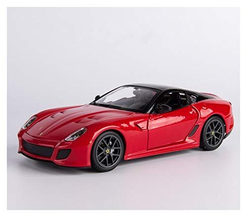 Diecast Model Car 1:24 para Ferrari Die-Fasting Simulación Modelo De Automóvil Modelo De Aleación Modelo Crafts Decoración Herramienta De Juguete (Color : 6)