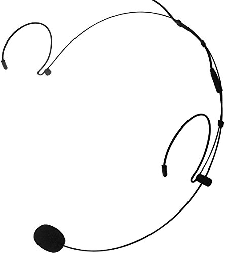 Nady HM-20U Headset Microphone Beige 3.5 MM