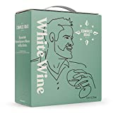 Marca Amazon - Compass Road Sauvignon Blanc con Airén, España (Bag in Box), 5l
