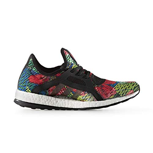 Adidas Pureboost X Flower BB4017 - Sneakers da donna, Multicolore (multicolore), 38 2/3 EU