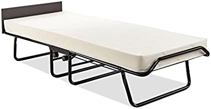 Jay-BE Visitor Folding Guest Bed with Memory Foam Mattress (Regular)