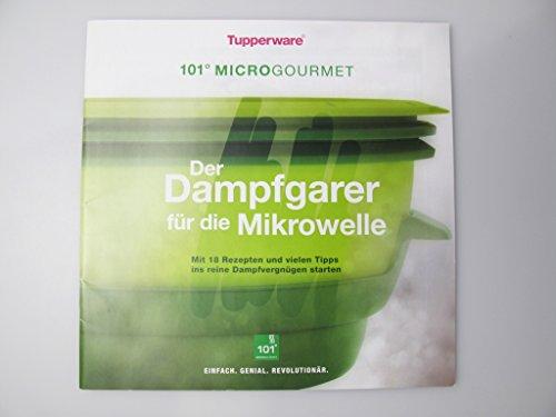 TUPPERWARE Mikrowelle Rezeptheft