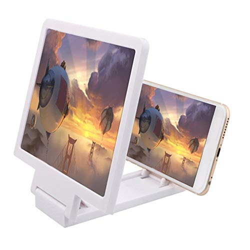 LBLX Projector Screen Mobile Phone 3D Screen Magnifier Eye Protection Phone Video Screen Amplifier...