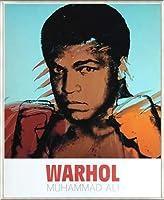 ポスター アンディ ウォーホル モハメド アリ 1977 額装品 アルミ製ベーシックフレーム(ライトブロンズ)