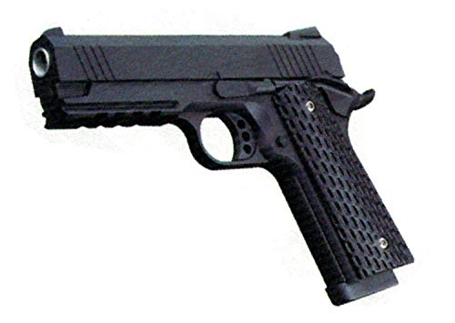 GOLDEN EAGLE Hi-Capa 4.3 Muelle Color Negro