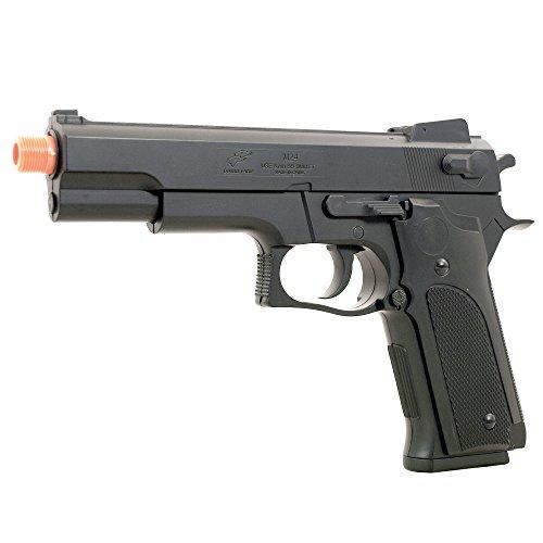 BBTac M24 Airsoft 300 Fps Spring Pistol Airsoft Gun with Detachable Clip