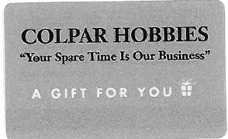 Colpar Hobbies Gift Card