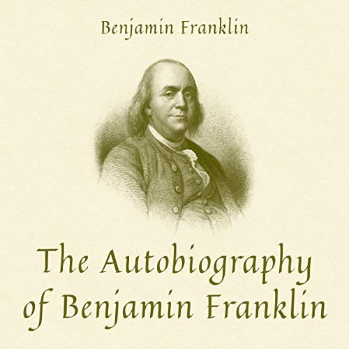 Benjamin Franklin's Autobiography (First Edition) cover art