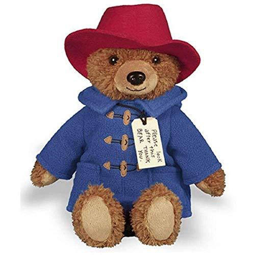 ggfhgh Soft Plush Stuffed Toy Paddington Bear Doll Child's Birthday 30cm