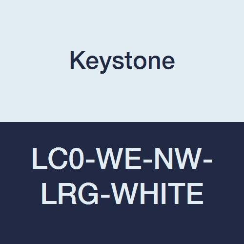 Keystone LC0-WE-NW-LRG-WHITE Polypropylene Popular Lab No Pocket Mail order cheap Coat