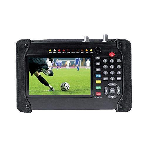 Diesl.com - Medidor de Campo Combo HD Satélite DVB-S2 Terrestre DVB-T2