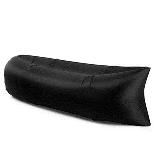 Ufblasbares Sofa Im Freien aufblasbare Sofa aufblasbares Bett Tragbare Folding Camping Air Cushion Aufblasbares Sofa für zu Hause (Farbe : C, Size : One Size)