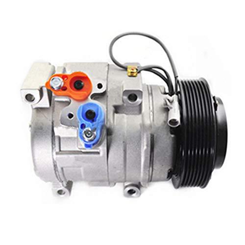 447260-2330 4472602330 Aria Condizionata Compressore - SINOCMP AC Compressore per Toyota Yaris 5SER09C,3 mesi di garanzia