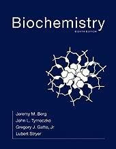 Biochemistry Eighth edition by Berg, Jeremy M., Tymoczko, John L., Gatto, Gregory J., Strye (2015) Hardcover