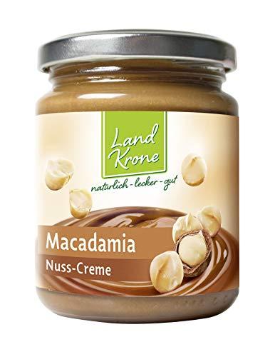 Landkrone Bio Macadamia Creme, 250 g