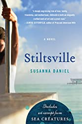 book cover of Stiltsville - books set in Miami