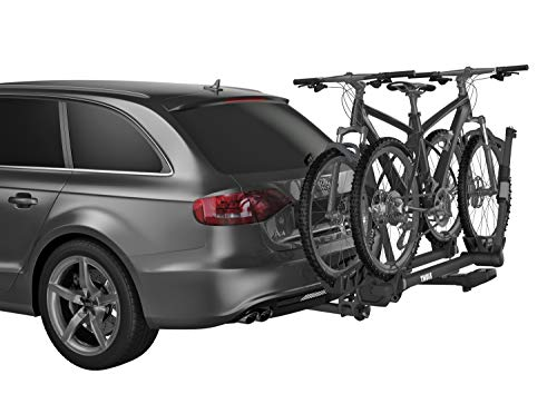 "Thule T2 Pro XT 2 Hitch Bike Rack (1.25""), Black"