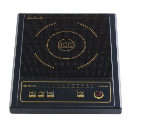 Bajaj Popular 1400-Watt Induction Cooktop