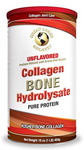 Great Lakes Gelatin Bone Collagen Hydrolysate 454g - 16oz