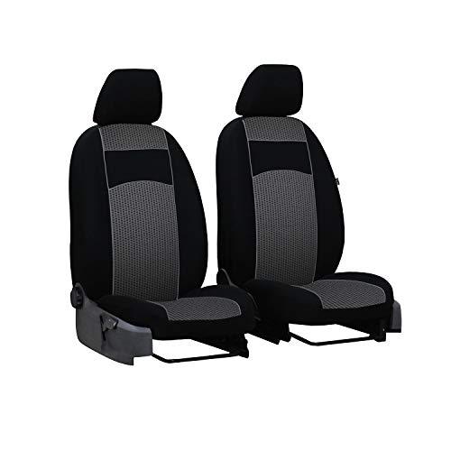 GSC Sitzbezüge Universal Schonbezüge 1+1 kompatibel mit FIAT DUCATO I