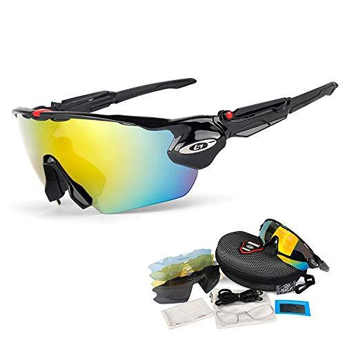 OPEL-R Gafas de Ciclismo de Deportes al Aire Libre, Gafas MT