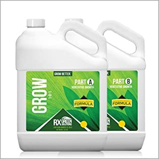 RX Green Solutions Grow A&B 1 Gallon Bundle