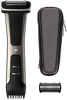 Philips Norelco Bodygroom Series 7000 Showerproof Body Trimmer & Shaver