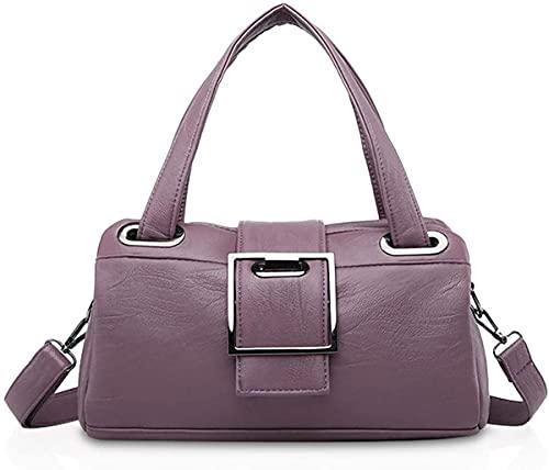 oinna Bolso de mano, bolso de mensajero, bolso bandolera, bolso de mujer, bolso retro, bolso de mano, mujer, impermeable, 31 x 13 x 16 cm, color, talla 31 * 13 * 16 cm/12.2*5.12*6.3IN