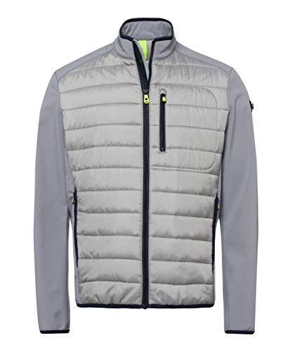 BRAX Herren Style Vince Brx Lab Softshell Jacke, Grau, 52