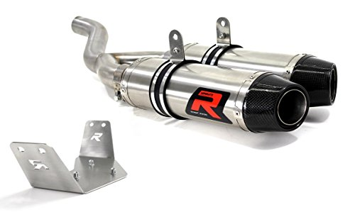 Dominator Exhaust Silencieux échappement SPRINT ST 1050 05-12 + DB KILLER (HP3)