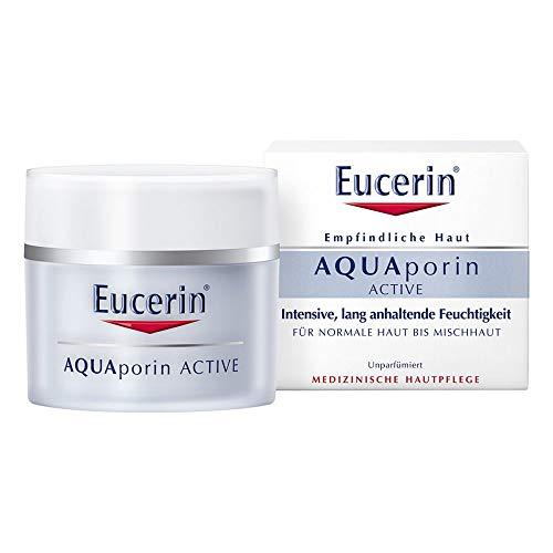 EUCERIN AQUAporin Active Creme norm.bis Mischhaut 50 ml