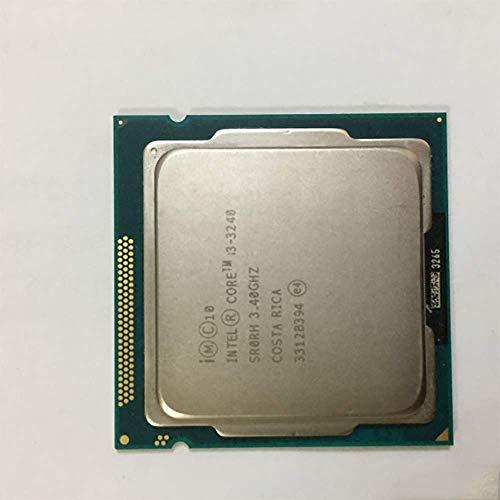 64 bits De Doble Núcleo I3-3240 Desmontar Accesorios De Computadora Procesador De CPU De Escritorio a Granel