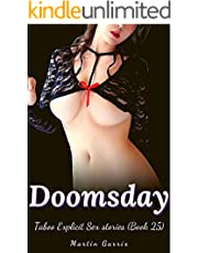 Doomsday-Smut Naughty Anxious Erotic (Book 25): Taboo sex stories (Anthology of taboo sex stories (Series 9) 11)