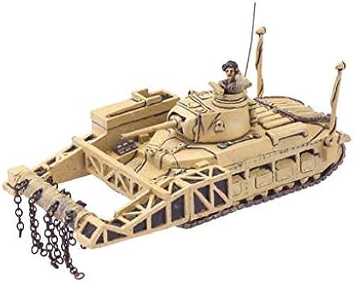 British  Matilda 'Scorpion' Flail by Battlefront Miniatures