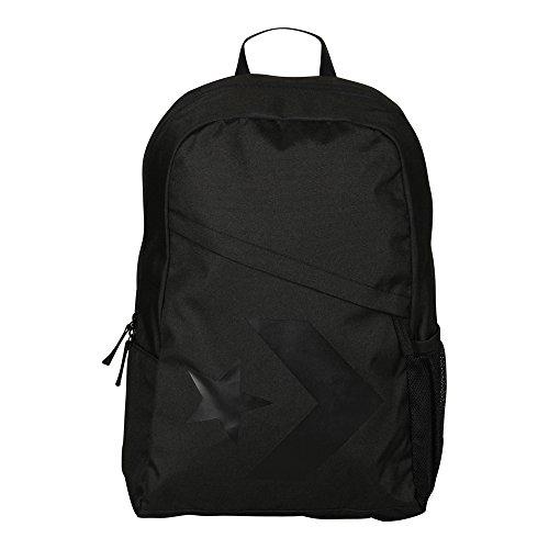 Converse Mochila Backpack para mujer Star Chevron negro