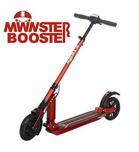 E-twow Booster Monster 2018 - 10,5Ah Patinete, Rojo