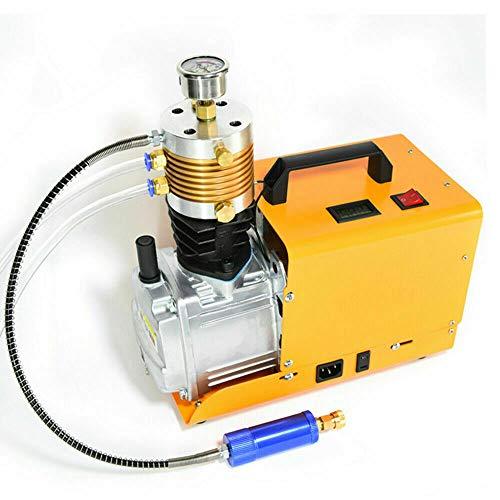 Bomba de aire de alta presión, compresor de aire de 1800 W, eléctrica de alta presión, compresor de aire, 0-30 MPA