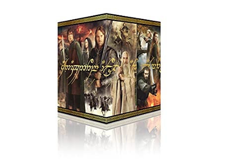 Middle-earth: The Ultimate Collector's Edition [4K Ultra HD] [2001] [Blu-ray] [Region Free]
