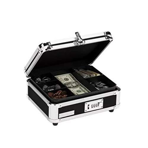 Caixa Cofre Vaultz para Valores com Segredo (12 x 25 x 21.5 cm), 803147