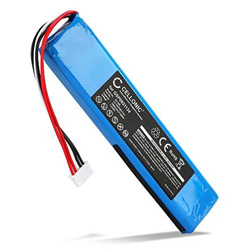 CELLONIC® Qualitäts Akku kompatibel mit JBL Xtreme, GSP0931134 5000mAh Ersatzakku Batterie