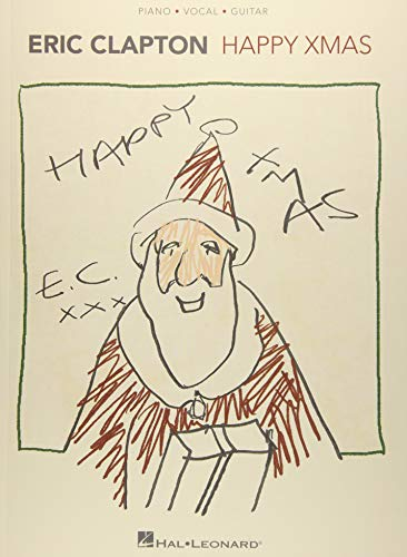 Eric Clapton Happy Xmas: Piano / Vocal / Guitar