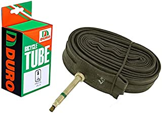 Duro Bicycle Tube 700 x 25c/28c (52mm) Standard French/Valve