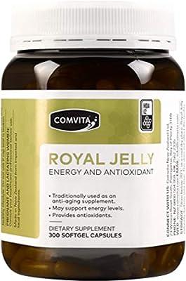 Comvita Royal Jelly Capsules 1000mg (300 capsules)