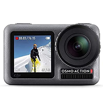 PGYTECH OSMO Action Camera Battery Adhesive Frame Mount Hand Grip Tripod Compatible with DJI OSMO Camera Accessories from PGYTECH