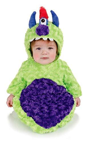 Horror-Shop Costume de bébé en peluche Cyclope