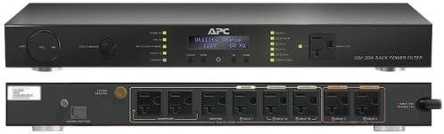 APC AV G Type Rack Power Filter G50 - T - G50B-20A2