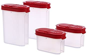 TP-540-T128 Tupperware Modular Spice Shakers Set of 4