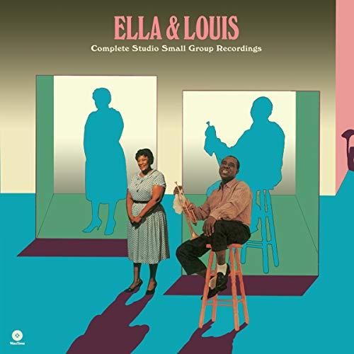 Ella E Louis - Complete Studio Small Group Recordings [2 Lp]
